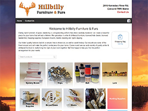 Hillbilly Furniture and Furs